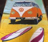 "Badetuch ""Classic Campervan"" Original Volkswagen Strandtuch - Bremervörde"