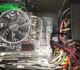 Gaming Plattform AMD 8Kerner, MSI Mainboard, R9 270x Grafik etc - Lamstedt