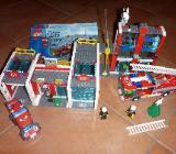 LEGO City Große Feuerwehr-Station 7208 - Bremen