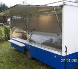 Kühltheken-Verkaufsanhänger von Borco-Höhns - Visselhövede