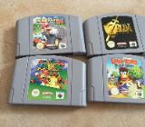 Nintendo N64 spiele - Cuxhaven