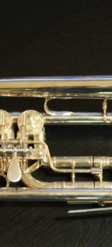 Deutsche Erhart Todt B - Konzert - Trompete versilbert inkl. Koffer - Bremen Mitte