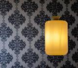 NEU: Lampe Leuchte Hängelampe Hängeleuchte in Beige - Delmenhorst