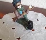 Clown der Gewinner mit Würfel ( Gilde Handwerk) - Weyhe