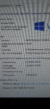 Gamer PC AMD Athlon  IIX4 4X3 GHZ 8GB Ram HDD500GB XFX R7 260 - Oldenburg (Oldenburg)