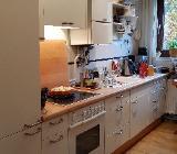 Gepflegte Küchenzeile von Bulthaupt mit NEFF-Geräten - Bremen