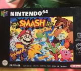 Mario Smash bros N64 - Cuxhaven