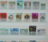 """Briefmarken """"Österreich/Columbien"""" - Bremen"""