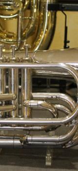 Yamaha Bassflügelhorn in Bb. Mod. YBH 301 MS inkl. Koffer - Bremen Mitte