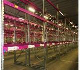 Palettenregal BITO P20 gebraucht Höhe 4,7 m Palettenplätze 12 - Wilhelmshaven