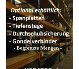 Palettenregal Höhe 6,60 m gebraucht Jungheinrich Typ MP - Wilhelmshaven