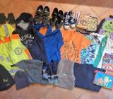 Jungenkleidung Gr.134-140, Schuhe Gr. 33-36, Schleich, Spielzeug - Bremen