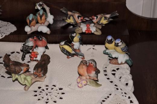 Goebel Porzellanvögel