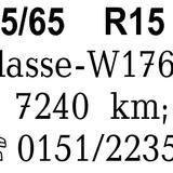 Winterräder-195/65 R15 Co -