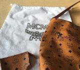 MCM Tasche / Beutel Cognac Original - Thedinghausen