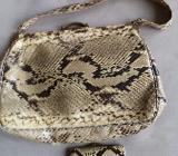 Vintage ! Tasche mit passender Geldbörse - Bremen