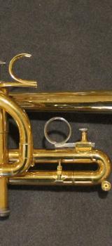 Lechner Bischofshofen Profiklasse Es - Trompete Goldmessing, vergoldet - Bremen Mitte