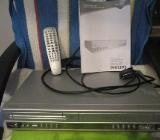 DVD Video Player/Video Casetten Recorder DVP 721VR. - Bremen