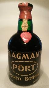 Flagman's Rich Tawny Port, 2 Liter Inhalt