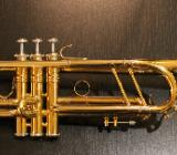 Kühnl & Hoyer Trompete Fantastic mit Sterlingsilbermundrohr - Bremen Mitte
