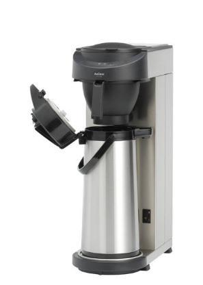 Animo MT 100 Edelstahl Kaffeemaschine