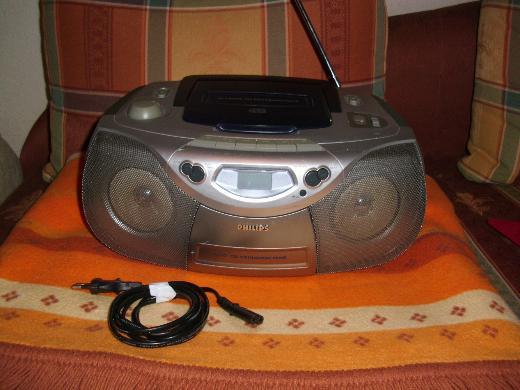 Mobile Soundmaschine von Philips ( Schönes Weihnachtsgeschenk)