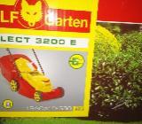 E-RASENMÄHER WOLF SELECT 3200 E - Delmenhorst
