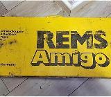REMS Amigo 2 Gewindeschneider Elektrische Schneidkluppe - Achim
