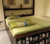 Schlafzimmer Mahagonie - Stuhr