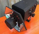 Effektstrahler Mc Crypt Hexagon Goboflower - Bremen