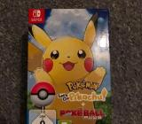 lets go Pikachu +Pokeball plus set - Cuxhaven