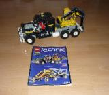 Lego Technic 8868 - Pneumatik-Kranwagen - Bremen