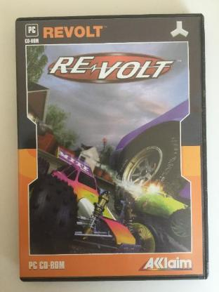 Re-Volt - PC-Spiel - Bremen