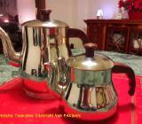 Türkische Teekanne / Teekocher Paksan Edelstahl Von PAKSAN - Weyhe