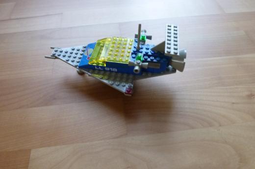 LEGO Raumfahrt 918 Raumschiff