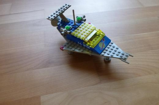 LEGO Raumfahrt 918 Raumschiff - Weyhe