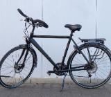 "Batavus Apache Royal Herren Trekkingbike 28"" 57cm 27-Gang schwarz - Friesoythe"