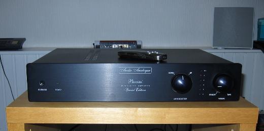 audiophiler Vollverstärker Audio Analogue Puccini SE mit Phono