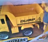 """Montierbares Baustellenfahrzeug """"Builders"""" - Holdorf"""