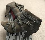 Neue Stiefelette in tollem Look -Gr. 38- - Wagenfeld