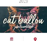 2 Konzertkarten Cat Ballou, 3.5.2019, Große Freiheit 36 HH - Bremen