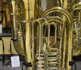 Orig. Collins B - Tuba, 4 Drehventile, gebraucht - Bremen Mitte