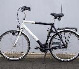 """Puch Prestige Herren Cityrad 28"""" 61cm weiß/dunkelblau 3-Gang - Friesoythe"""