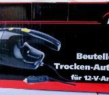 Auto-Staubsauger, 100 W, beutellos, naß/tocken, noch unbenutzt mit Zubehör! - Diepholz