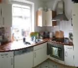 Küche komplett inkl. Kühlschrank, Herd, Ofen, Dunstabzug, Spüle - Schwanewede
