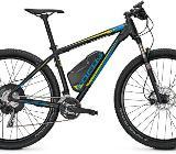 "Focus - Jarifa X29 E-Bike MTB 47cm 29"" 30-Gang magicblack 2014 - Friesoythe"