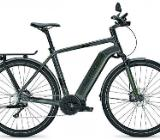 "Kalkhoff - Integrale Speed 10 E-Bike 45km/h 28"" 55cm schwarz 2016 - Friesoythe"
