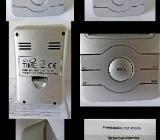 FUNK-Wecker mit 2fach Alarm, Datum- u. Temperatur-Anzeige, Licht, Anleitung, neu in OVP - Diepholz
