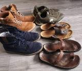 Gern getragene Schuhe abzugeben, Sneaker, Flipflops, Stiefel - Bremen