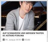 Sendesaal Klavierkonzert Sa, 19.1.2019 - Bremen